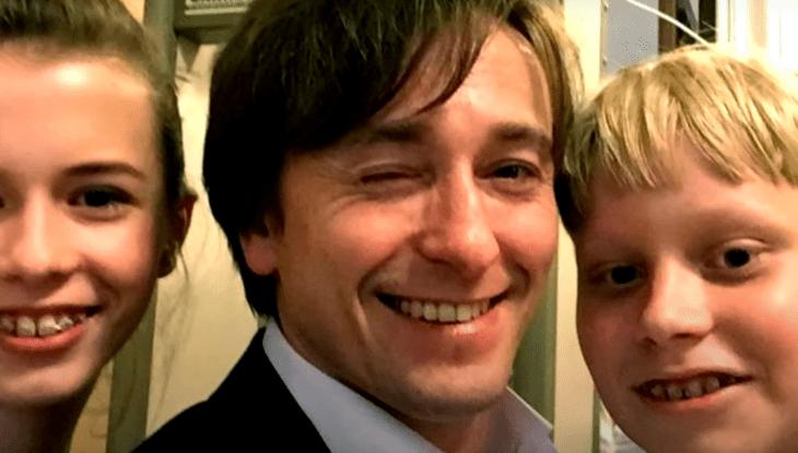 Дети Кристины Смирновой и Сергея Безрукова