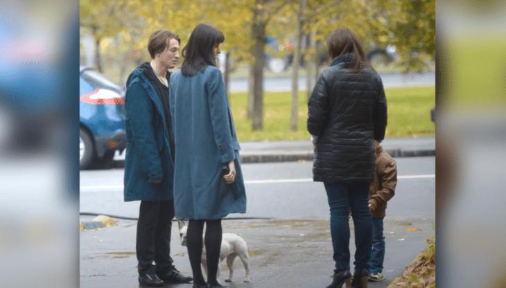 личная жизнь Кристины Смирновой и Сергея Безрукова